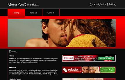 Creative WebVision - Meets And Greetz