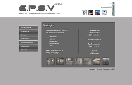 Creative WebVision - EPSV