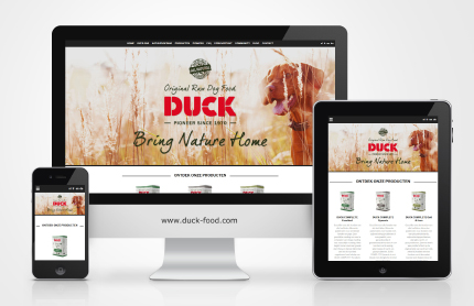 Creative WebVision - Duck
